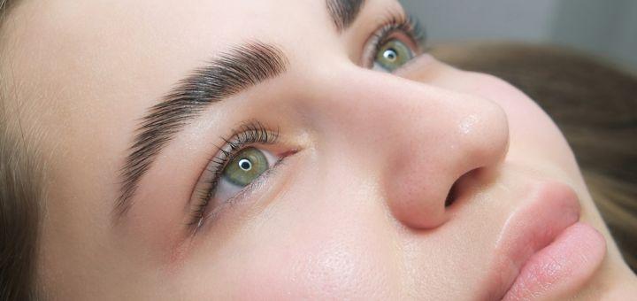 Скидка до 76% на моделирование формы и окрашивание бровей в «Burhovich Beauty Room»