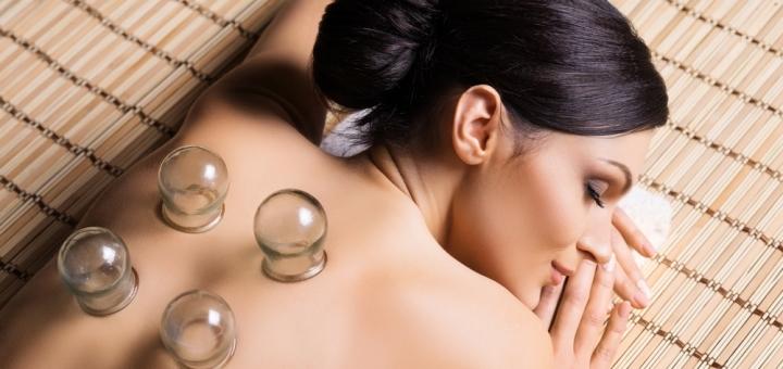 До 5 сеансов вакуумно-баночного массажа в салоне красоты «Живана»