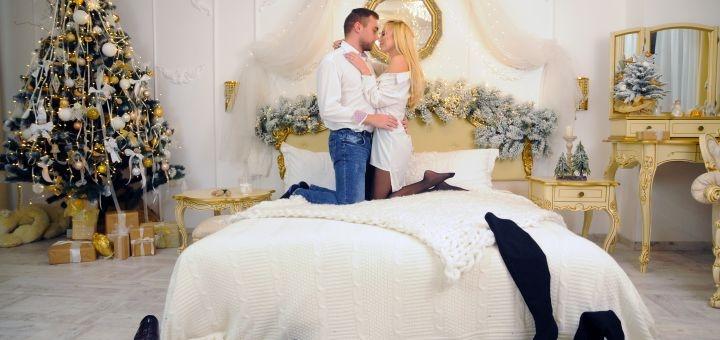 Новогодняя семейная или Love story премиум фотосессия от «Sunshinephotographer»