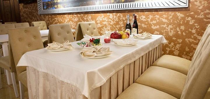 Скидка 40% на все меню кухни в ресторане европейской кухни «Bavaria» под Киевом