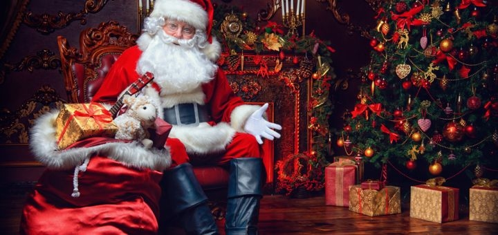 Скидка до 60% на заказ и поздравление Деда Мороза, сказки и конкурсы от студии «Праздник»