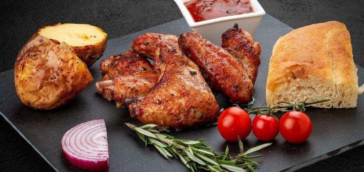 Cкидка до 50% на меню кухни от ресторана «Archi»