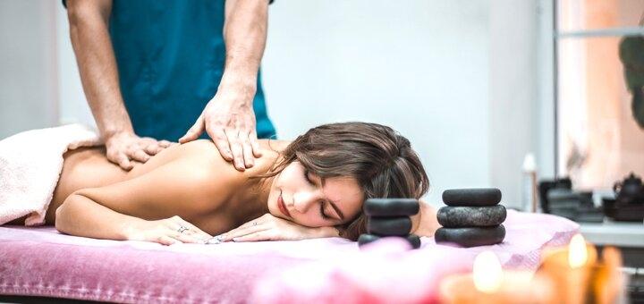 До 5 сеансов ручного массажа спины и шеи в студии коррекции фигуры «La Vittoria»