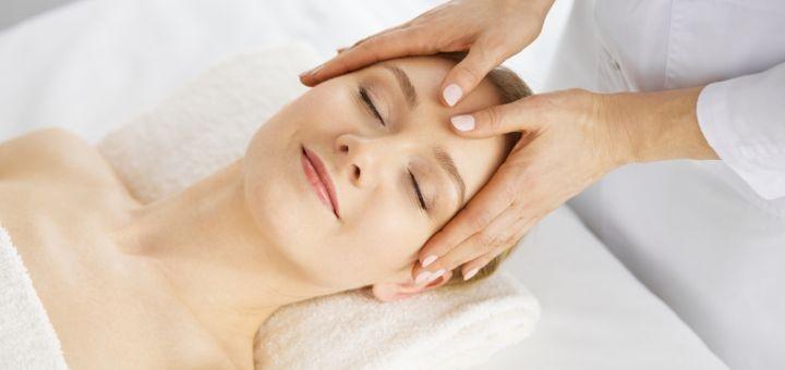 До 3 сеансов вакуумного массажа лица с альгинатной маской и прессотерапией в студии «Fitbody»