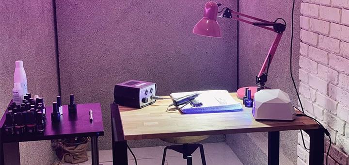 Маникюр с покрытием гель-лаком и SPA-процедуры для рук в салоне «SlimClub»