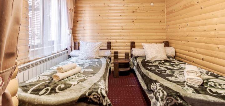 От 3 дней отдыха с завтраками в отеле «Villa Morishka» в Буковеле