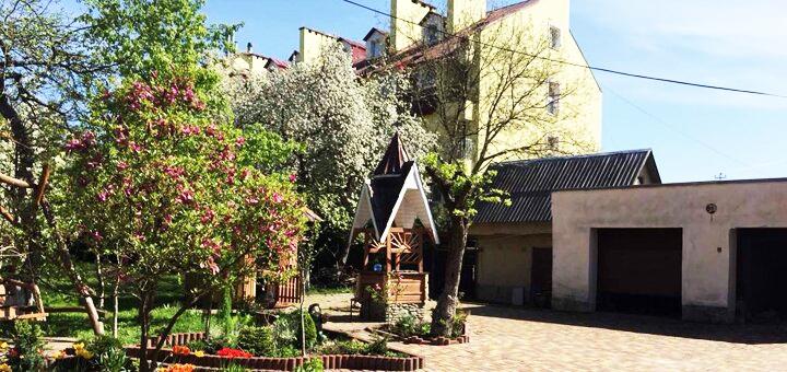 От 3 дней отдыха в ноябре и декабре с трехразовым питанием на вилле «Ярина» в центре Трускавца