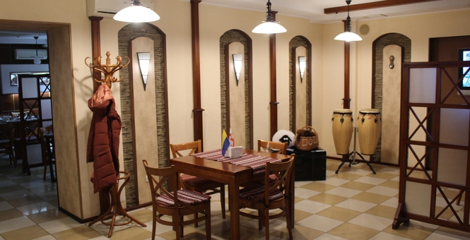 Скидка 55% на все меню кухни в грузинском ресторане «Гурія» на Староказацкой