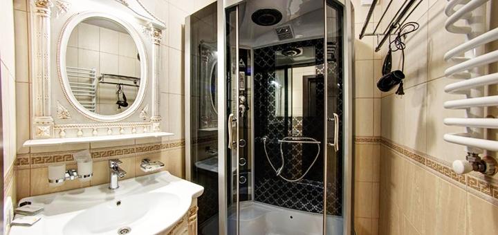 От 4 дней отдыха с завтраками и посещением сауны в отеле «Горный Кристалл» в Буковеле
