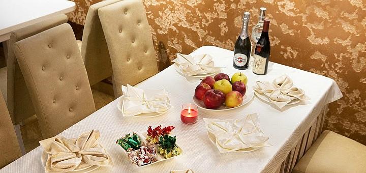 Скидка 50% на все меню кухни в ресторане европейской кухни «Bavaria» под Киевом