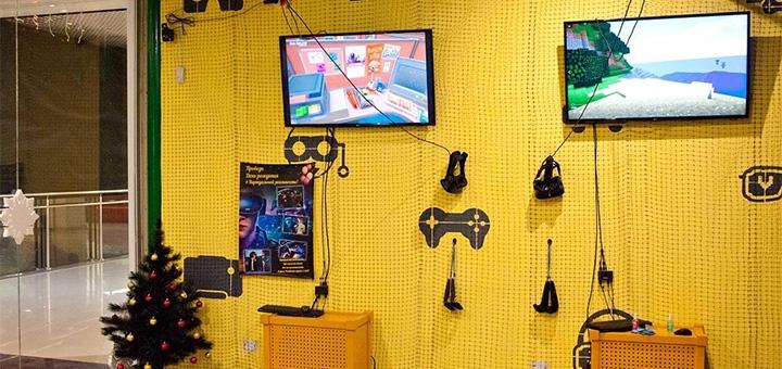 Скидка до 55% на игры в центре виртуальной реальности «Viaron»