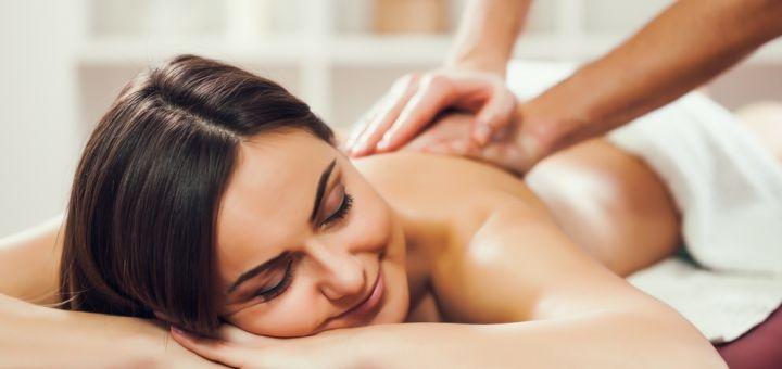 Скидка до 78% на массаж спины и шейно-воротниковой зоны в массажном кабинете Екатерины