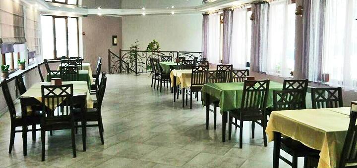 От 3 дней отдыха с питанием и массажем в отеле «Згадка» в сердце Трускавца
