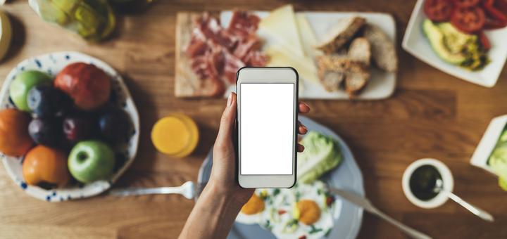 Мобильное приложение для ресторанов и кафе от «IdeaGroup»