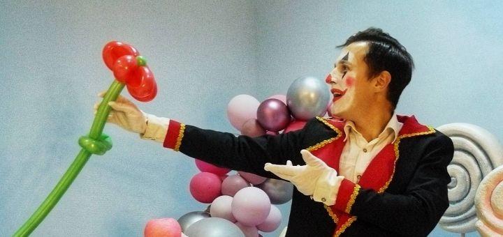 Скидка 50% на эксклюзивное «Крио-шоу» и «Твистинг-шоу» для детей от студии «Королевство Чарли»