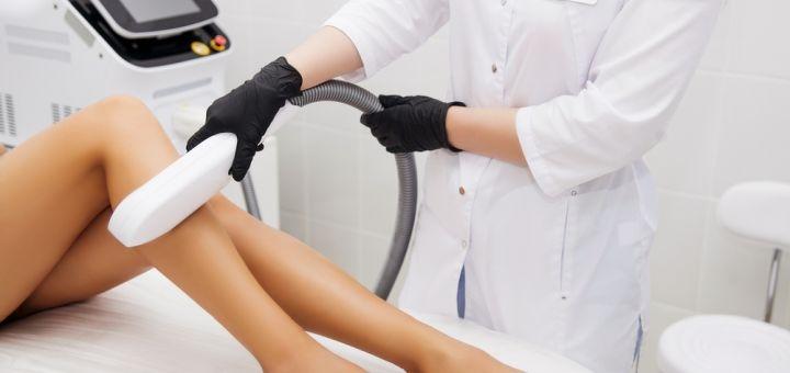 До 3 сеансов лазерной эпиляции тела в центре косметологии «Skin Lab Cosmetology»