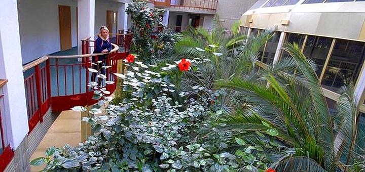 От 2 дней отдыха с питанием и SPA в санатории «Хвиля» в Киеве