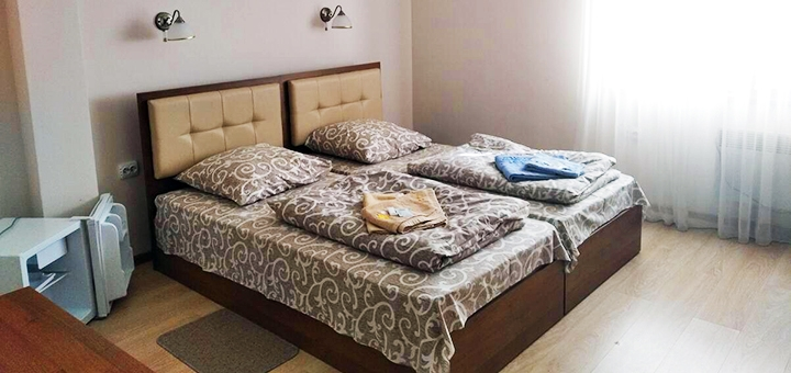 От 3 дней отдыха с питанием и экскурсиями в отеле «Згадка» в сердце Трускавца