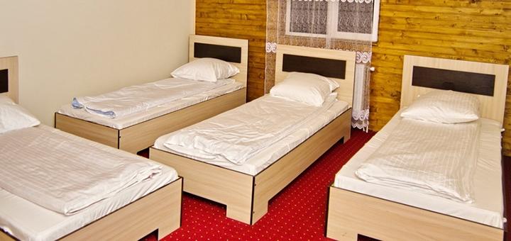 От 3 дней зимнего отдыха с двухразовым питанием в отеле «Пипаш» на курорте Драгобрат