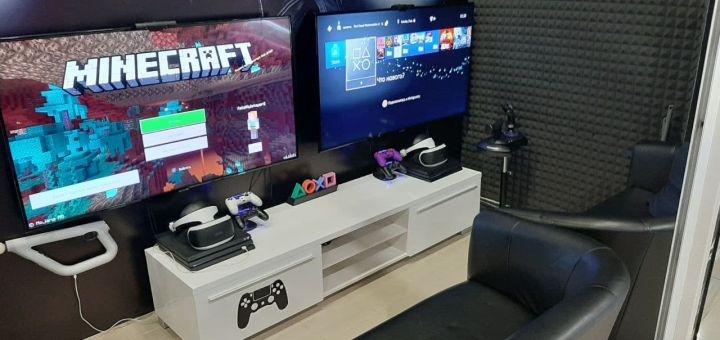 Скидка 50% на игры на PlayStation 4 Pro и VR от игрового клуба «Fatality Club»