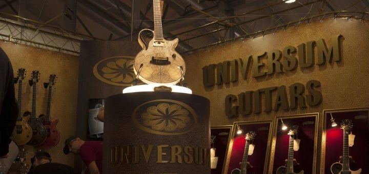 Билет на выставку электрогитар «Universum museum» в центре «Universum Area» на ВДНХ