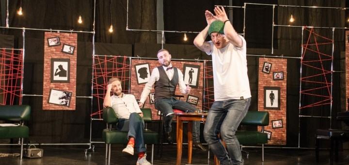 Билеты на спектакль «Танцующие на граблях» от театра «Дивнi люди»