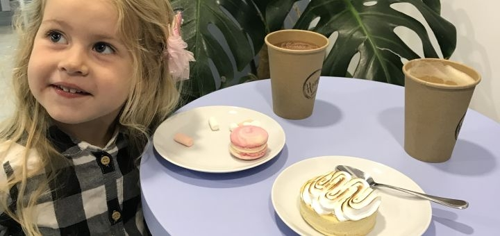 Скидка 50% на меню кухни и напитки в кофейне «Homy coffee»