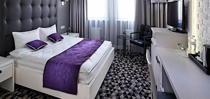 От 2 дней отдыха в дизайн-отеле «Мануфактура» 4* под Киевом