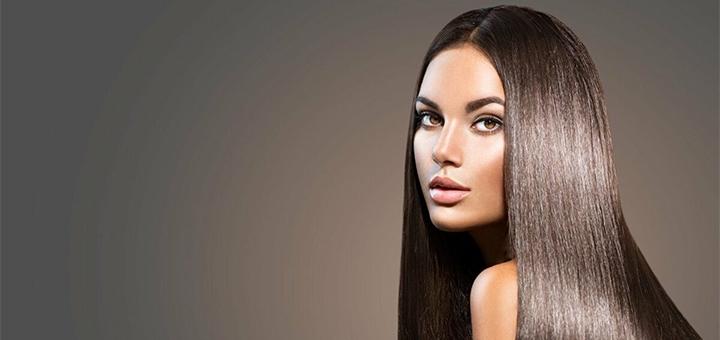 Кератиновое выпрямление волос «Brazilian blowout» от стилиста Nina Iakovlieva