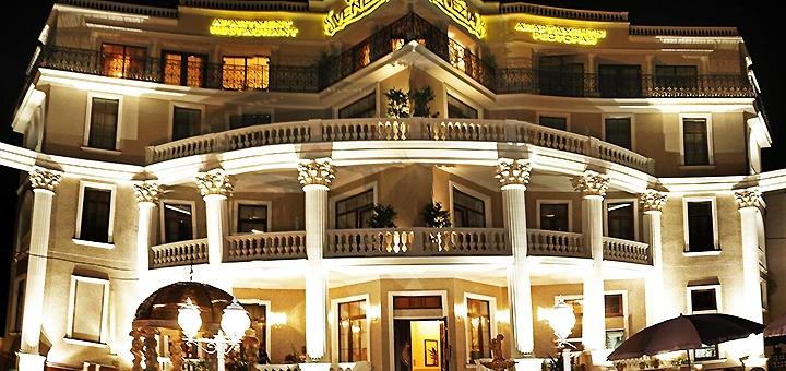 От 2 дней отдыха на Новый год и Рождество в отеле «Villa Venezia» в Одессе