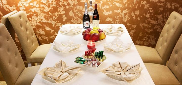 От 2 дней отдыха на Рождество cо Святой вечерей в отельном комплексе «Bavaria» под Киевом