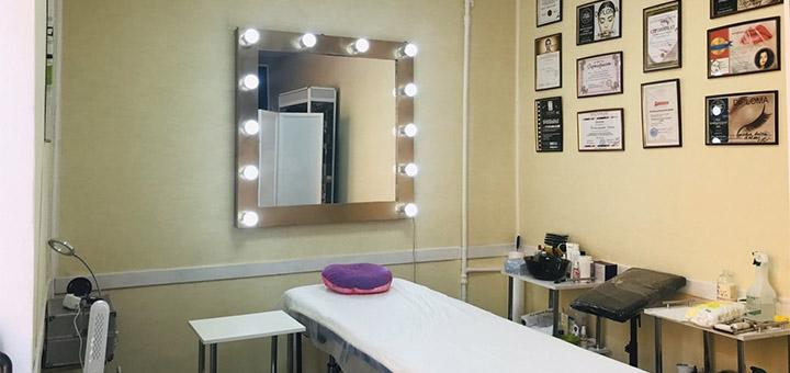 Перманентный макияж или татуировка в студии красоты «Burhovich Beauty Room»