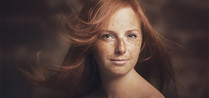 Съёмка актерского или модельного портфолио в фотостудии «Podval»