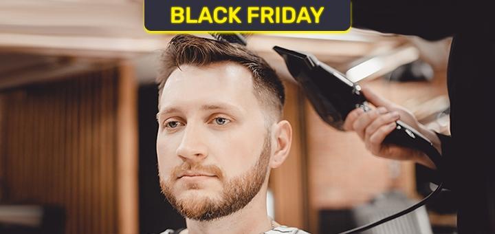 Мужская и детская стрижка и коррекция бороды в барбершопе «Barbercraft»
