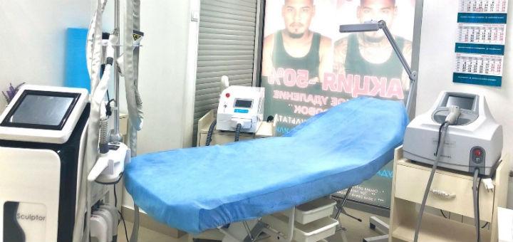До 7 сеансов LPG-массажа, вакуумно-роликового массажа и RF-лифтинга всего тела в «Medline»