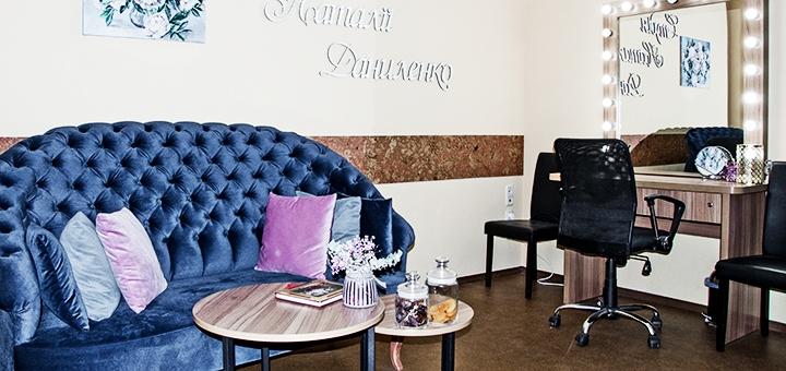 Маникюр с покрытием гель-лаком в салоне красоты «ND Studio»