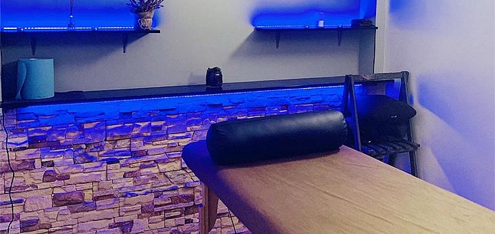Релакс-массаж для двоих в студии «Кабинет массажа на Майдане»