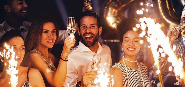 2 дня на Новый год с праздничным банкетом в отельном комплексе «Братислава» под Тернополем