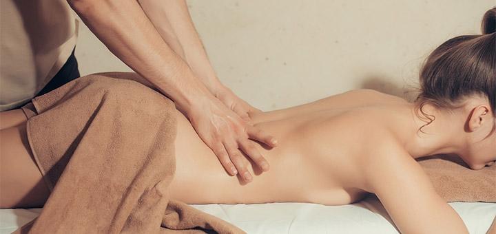 До 5 сеансов лечебного массажа спины и шейно-воротниковой зоны в «Кабінеті лікувального масажу»