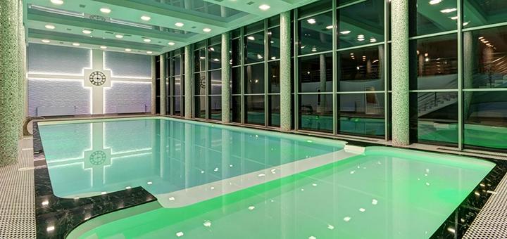 От 3 дней зимнего отдыха с завтраками и SPA в отеле «Podgore Spa & Resort» в Буковеле