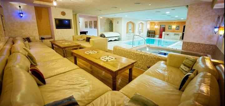От 2 дней отдыха с посещением бассейна в отеле «Палладиум» 4* в Одессе