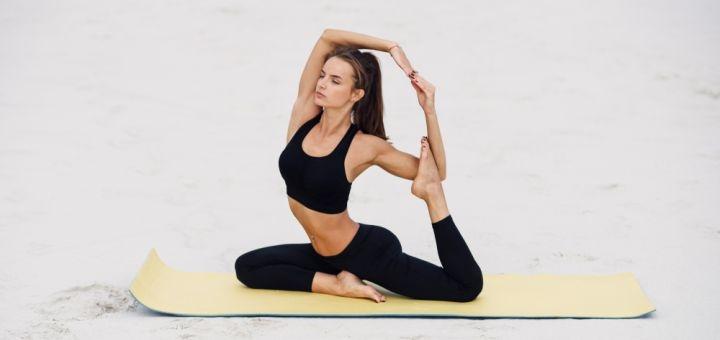 До 9 индивидуальных занятий стретчингом, аэробикой или тай-бо в студии фитнеса Валентины Кравчук