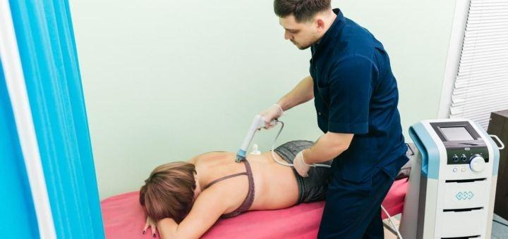До 10 сеансов ударно-волновой терапии в «Центре стимуляции мозга»