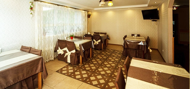 От 3 дней отдыха зимой с питанием в отеле «Сердце Карпат» в Драгобрате