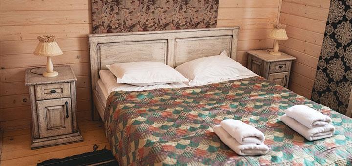 От 4 дней отдыха All-inclusive во второй половине декабря в отеле «Gorgany Hotel & Spa»