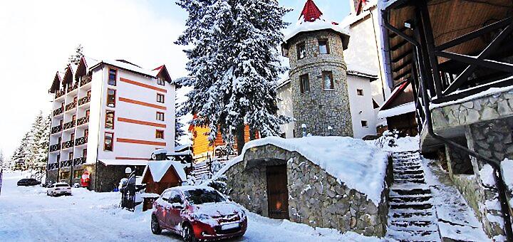 От 4 дней отдыха All-inclusive в первой половине декабря в отеле «Gorgany Hotel & Spa»