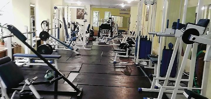 До 3 месяцев безлимитного посещения тренажерного зала в спортивном клубе «Атлет»