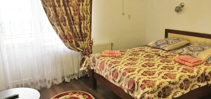 От 4 дней оздоровительного отдыха в отеле «Славутич Закарпатье» в Поляне