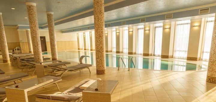 SPA-визит на целый день в будние дни в отель «City Holiday Resort & SPA 5*» под Киевом