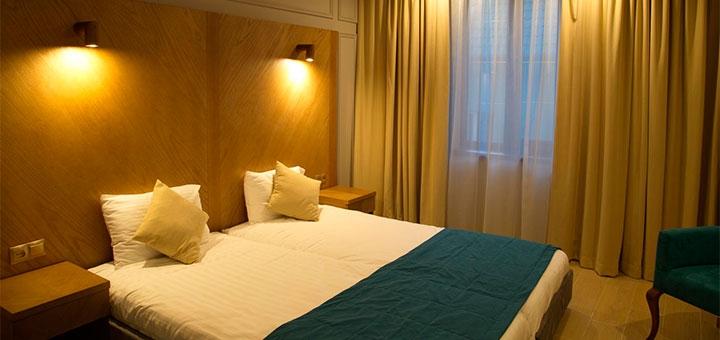 От 2 дней отдыха зимой c завтраками в отеле «Boomerang Boutique hotel» в Одессе